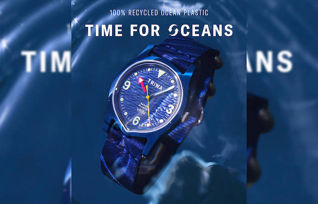 TIME FOR OCEANS