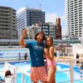 """レジェンドウェイクサーファー """"ドミニク・ラガーセ""""がcitywave Tokyoに登場!"""